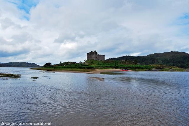 Tioram Castle, Escocia