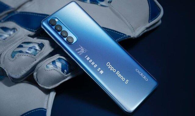 سعر و مواصفات Oppo Reno 5 5G مميزات وعيوب اوبو رينو 5 5G