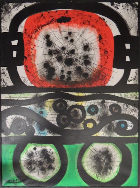 Fornells Pla obra arte pintura óleo