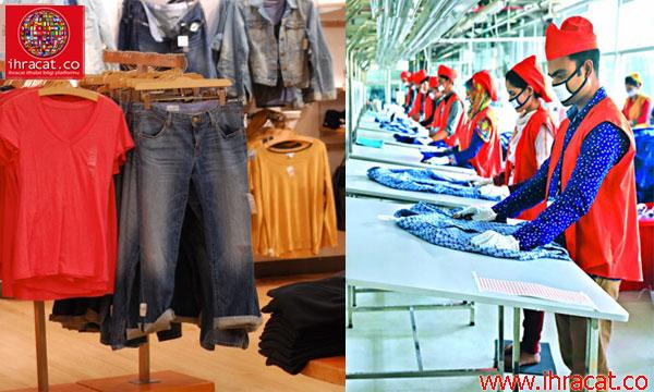 tekstil ihracat, konfeksiyon ihracat