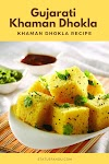 How To Make Gujarati Khaman Dhokla - Recipe