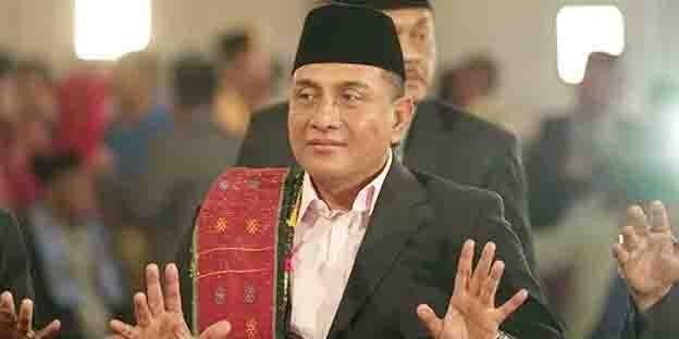 Manuver Letjen Edy Di Pilgub Sumut Mengunci Ambisi PDIP Dan Jokowi