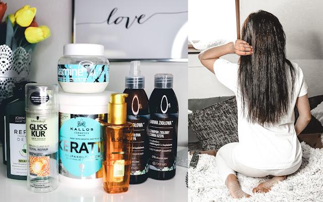 Sprawdzone kosmetyki do włosów - aktualizacja włosowa  - Czytaj więcej »