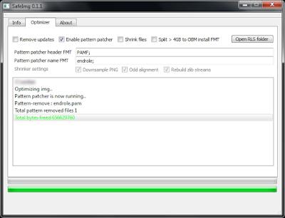 Πως να μειώσετε το μέγεθος των iso του PS3 με το SafeImg 1