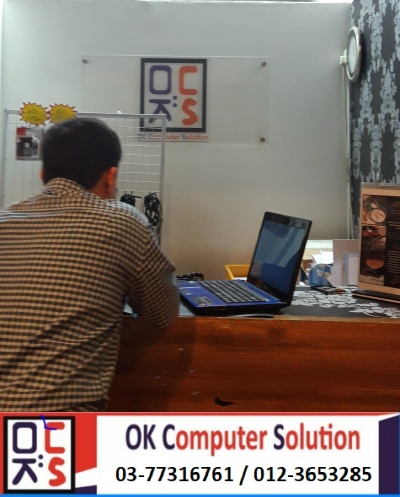 [SOLVED] CANNOT CHARGING ASUS A43S | KEDAI REPAIR LAPTOP DAMANSARA 2