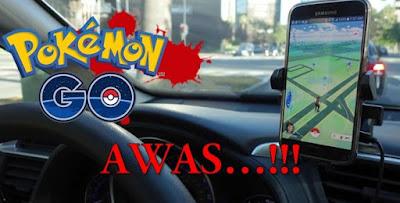 Akibat Main Pokemon Sambil Nyetir, Pemuda Ini Tabrak Sekolah