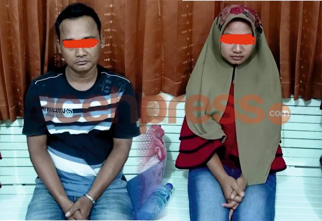 Lagi-lagi Oknum PNS Nyabu Bersama Wanita Yang Bukan Muhrimnya, Ditangkap Polisi