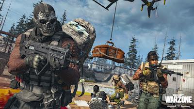 تحميل لعبة call of duty warzone اخر اصدار2020