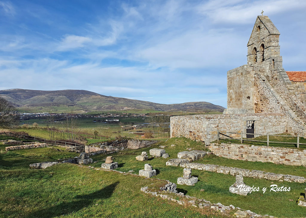 Iglesia de Santa María de Retortillo y Juliobriga, Cantabria