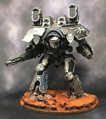 Legio Tempestus Warlord Battle Titan