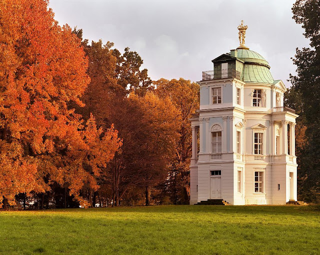 Jardins do Palácio de Charlottenburg, Berlim