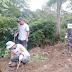 Jaga Ekosistim Lingkungan 200 Batang Pohon Sukun Ditanam Di Lokasi TMMD Wilayah Kodim 0307/Tanah Datar