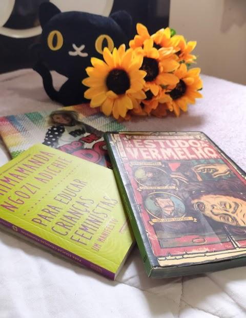 3 livros de leitura rápida