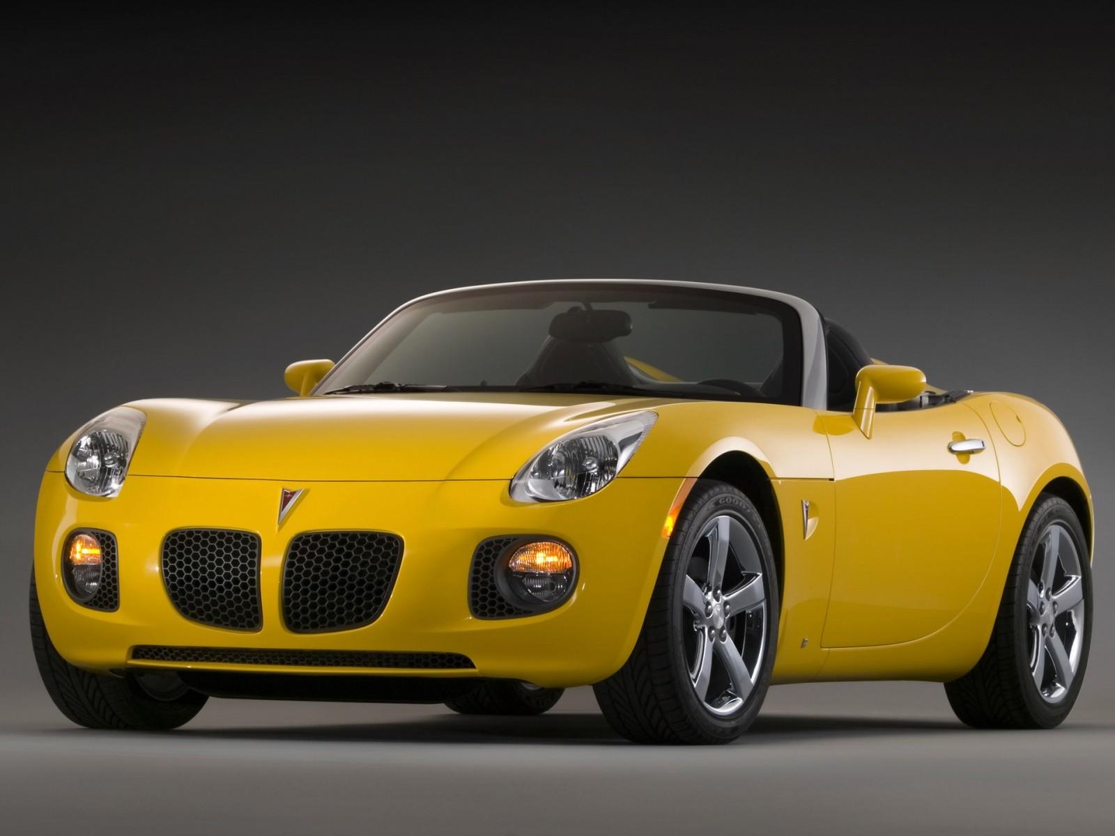 Pontiac Sports Cars 120
