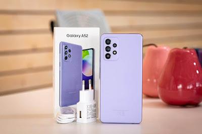 هاتف Samsung Galaxy A52