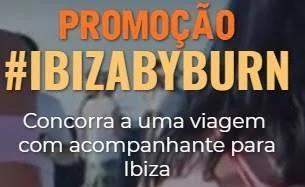 Cadastrar Promoção Burn Energético 2019 Viagem Cruzeiro Ibiza Tudo Pago