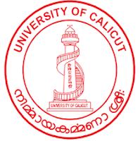 Calicut University Time Table 2017