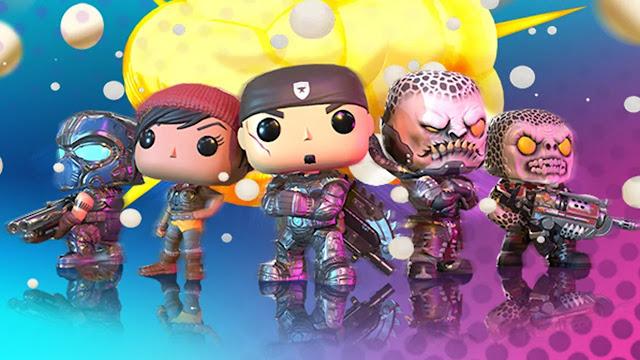 Akan Ditutup Tahun 2021, Gears Pop! Sediakan Bonus Menarik!