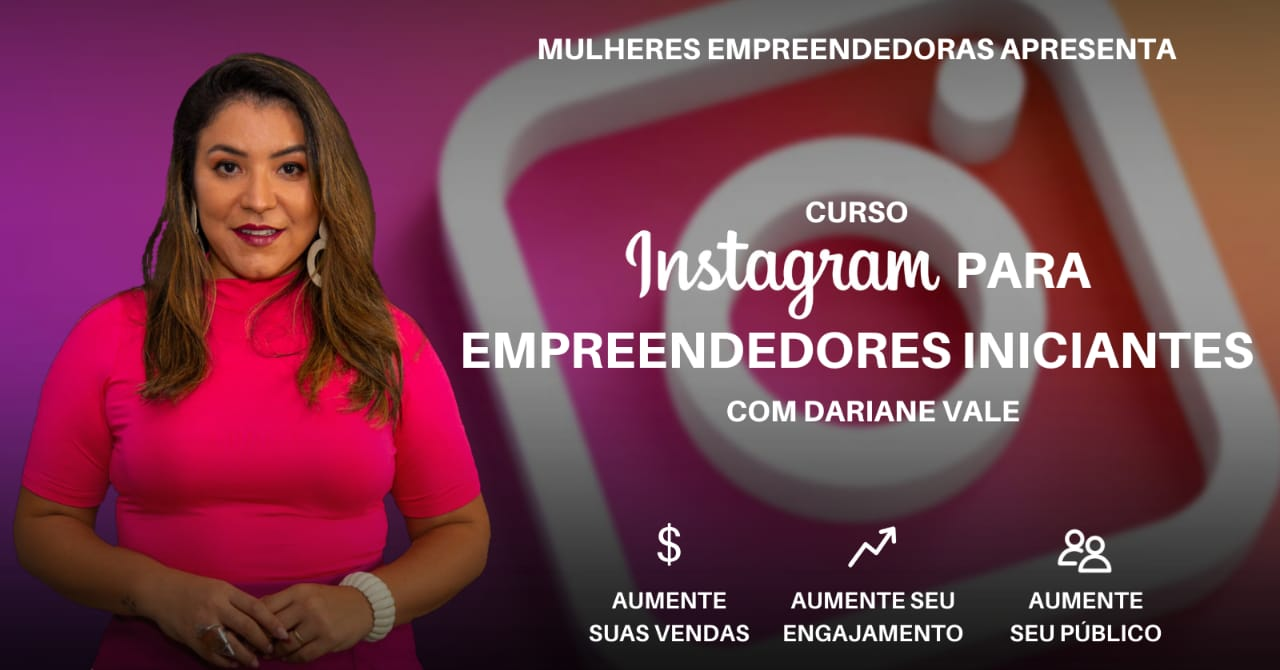 Curso Instagram para Empreendedores Iniciantes