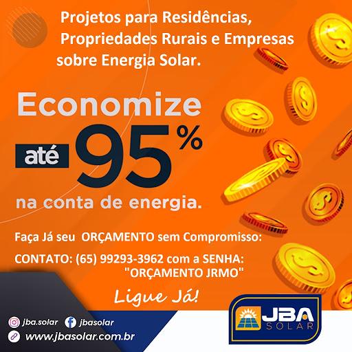 JBA Projetos Construções e Energia Solar