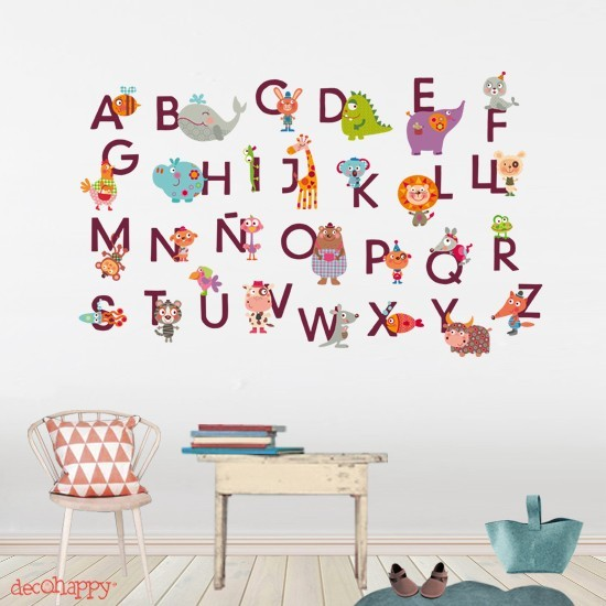 regalos-primera-comunion-decohappy-vinilo-abecedario-animales