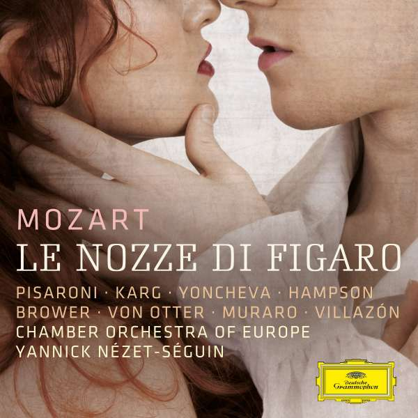 IN REVIEW: Wolfgang Amadeus Mozart - LE NOZZE DI FIGARO (Deutsche Grammophon 479 5945)
