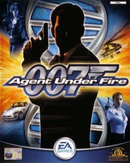 Cgrundertow james bond 007: agent under fire for playstation 2.