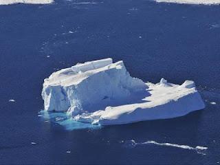 Ketidakstabilan Es Di Antartika Barat