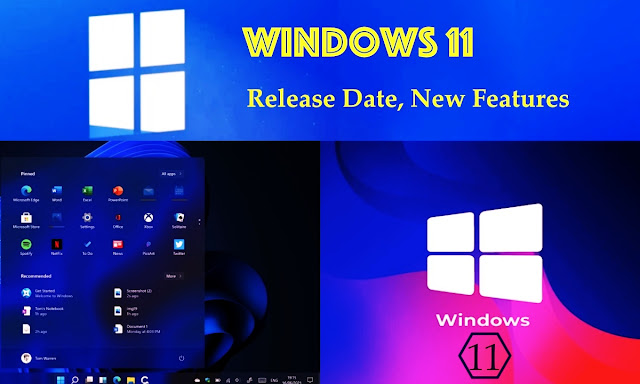 Windows 11 - Release Date, New Features