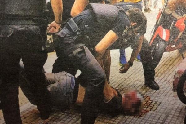Η εξουδετέρωση της Αστυνομίας