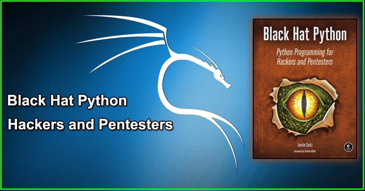 كتاب black hat python