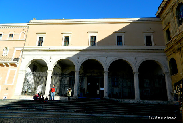 Igreja de San Pietro in Vincoli, Roma