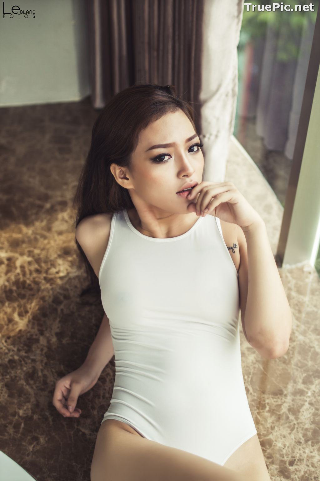 Image Vietnamese Beauties With Lingerie and Bikini – Photo by Le Blanc Studio #14 - TruePic.net - Picture-6