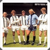 Borussia Mönchengladbach 1974-1977