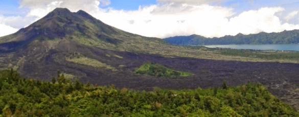 Kintamani Gunung Berapi dan Danau Batur Bali - Kintamani, Batur, Gunung Api, Bali, Liburan, Wisata, Atraksi