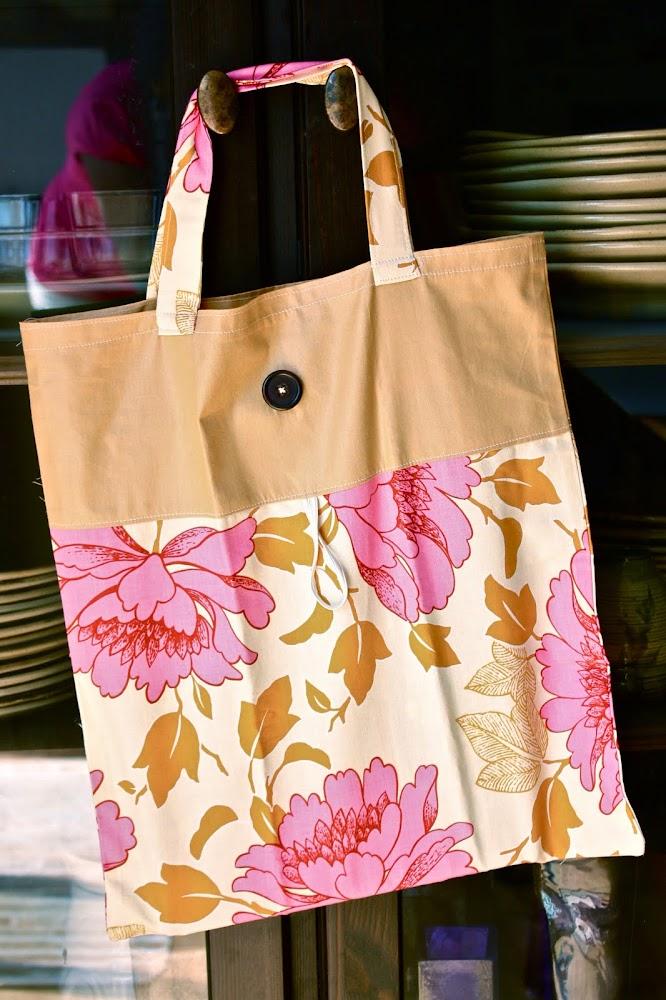 Хозяйственная сумка своими руками - Ручная работа и креатив - интернет-журнал Поделки своими руками