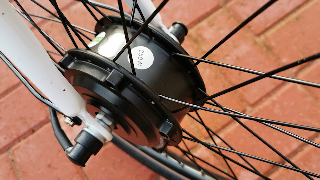 Halfords Assist Hybrid Electric Bike Review
