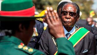 امريكا تراقب الوضع فى زيمبابوى وتدعو لحل الازمه بهدوء