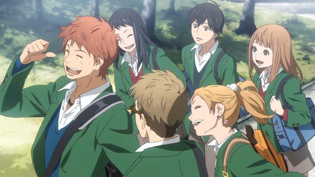orange Top 25 Anime Romance Yang Harus Kamu Tonton Bersama Pasanganmu di Hari Valentine