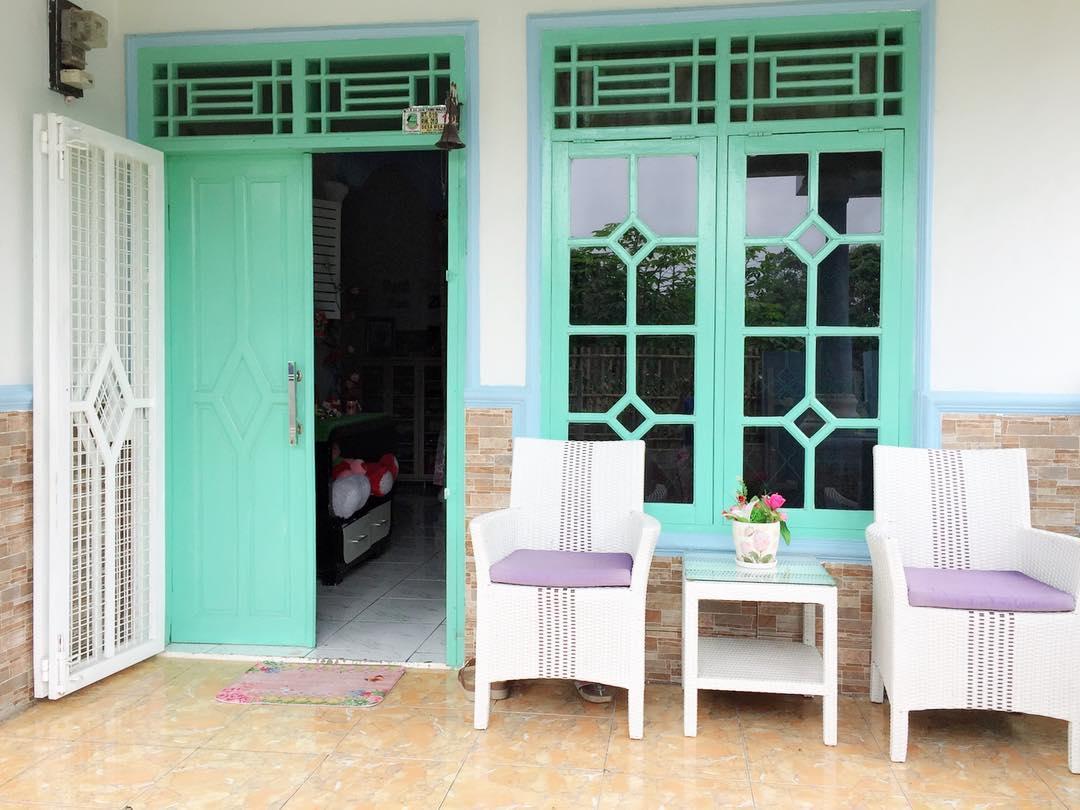 Rumah Shabby Chic Lovers Inspirasi Dekorasi Rumah Shabby