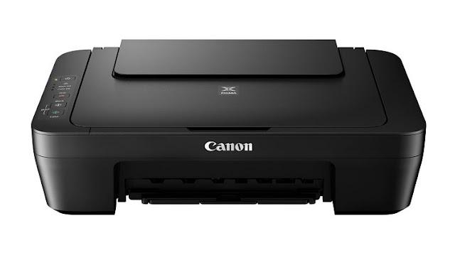 Cara Reset Printer Canon MG2570