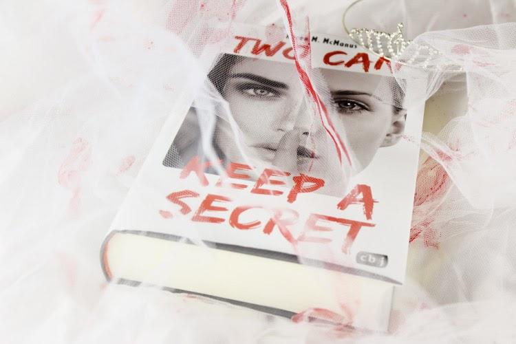 Two Can Keep A Secret Rezension, Buchblogger, Two Can Keep A Secret, Karen M. McManus, Rezension