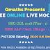 RRB ALP Technician and SSC CGL 2018  Live Mock Test (FREE)