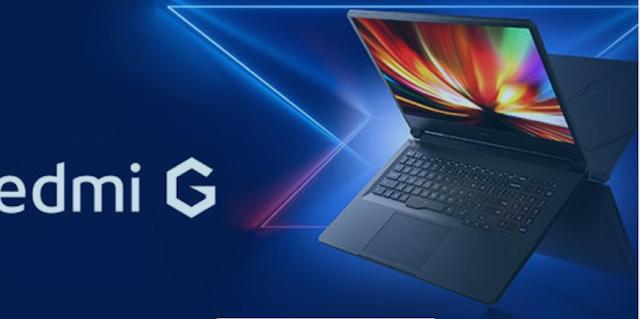 سيتم الإعلان عن الكمبيوتر المحمول المخصص للألعاب Redmi G في 14 غشت