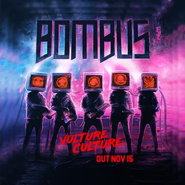 Bombus vulture culture album