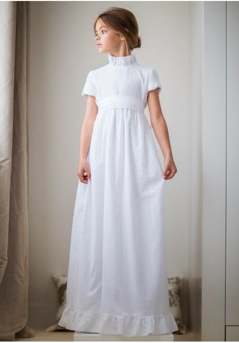 vestido comunión niña Petritas