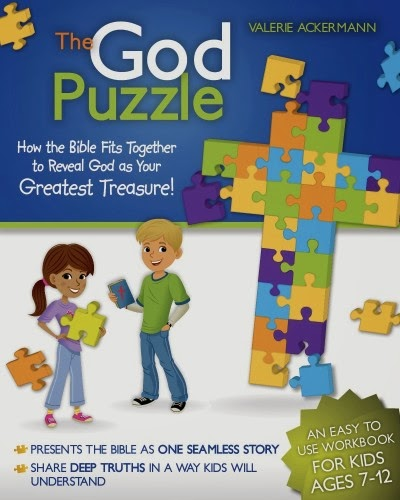 The God Puzzle cover