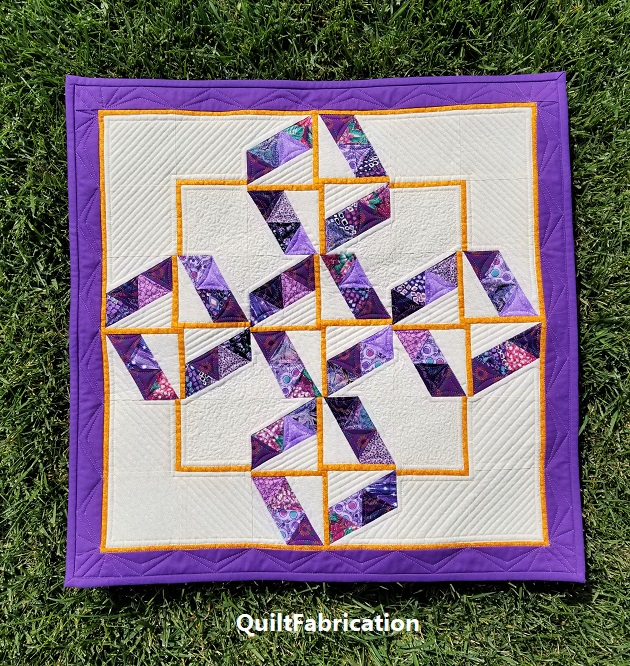 Serendipity Mini quilt