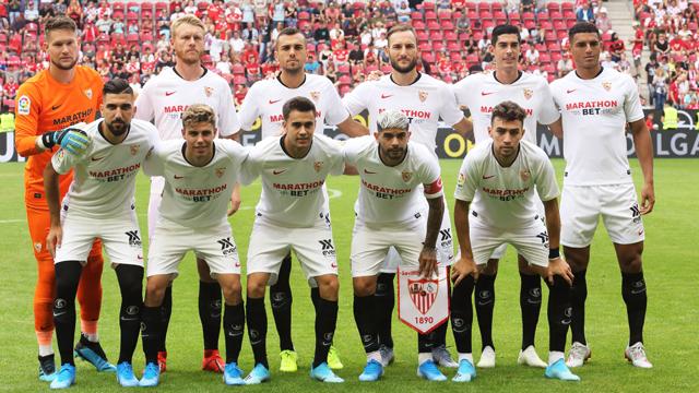 Jadwal Skuad Sevilla 2020