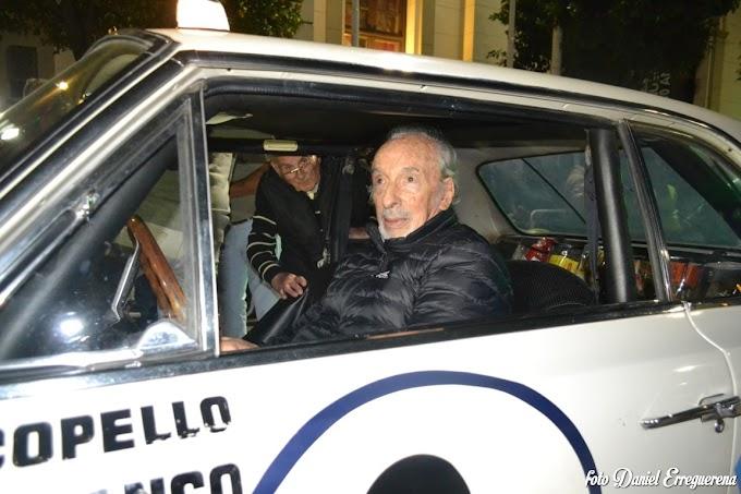 Jorge Cupeiro y una triste despedida